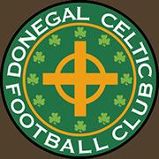 Escudo de DONEGAL CELTIC FC