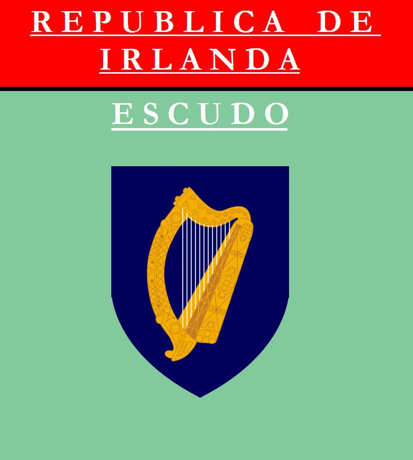 Escudo de ESCUDO DE IRLANDA