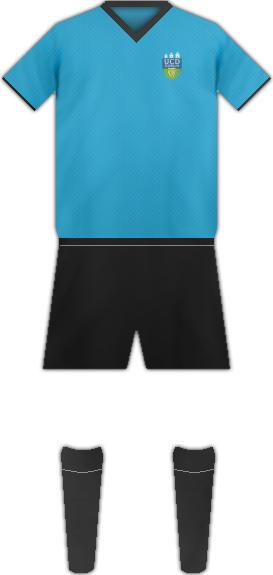 Equipación UCD AFC