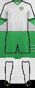 Equipación CABINTEELY FC