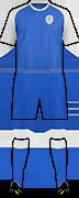Equipación FINN HARPS FC