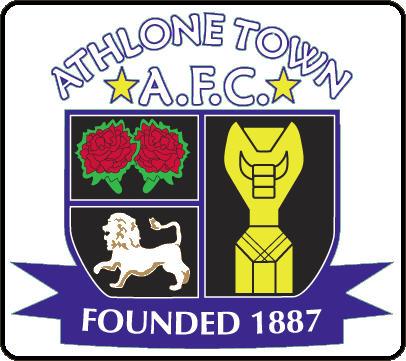 Escudo de ATHLONE TOWN (IRLANDA)