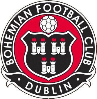 Escudo de BOHEMIAN FC (IRLANDA)