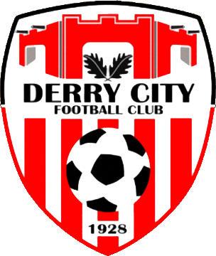Escudo de DERRY CITY F.C. (IRLANDA)