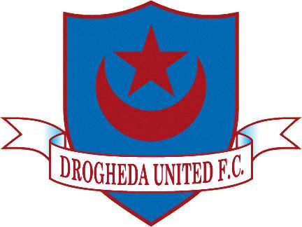 Escudo de DROGHEDA U. (IRLANDA)