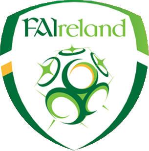 Escudo de SELECCIÓN REP. IRLANDA (IRLANDA)