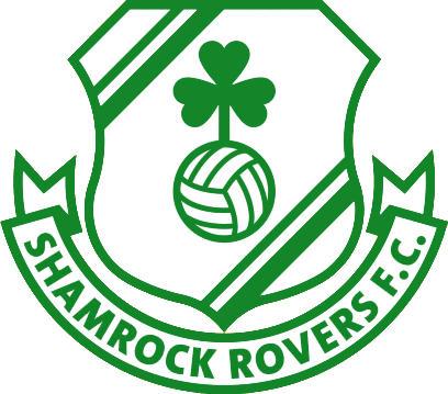 Escudo de SHAMROCK ROVERS F.C. (IRLANDA)