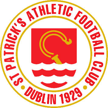Escudo de ST. PATRICK´S ATHLETIC F.C. (IRLANDA)
