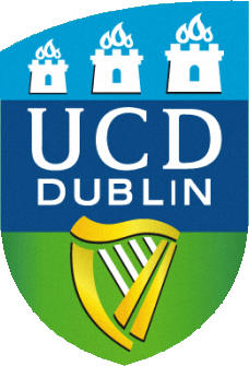 Escudo de UCD AFC (IRLANDA)