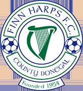 Escudo de FINN HARPS FC
