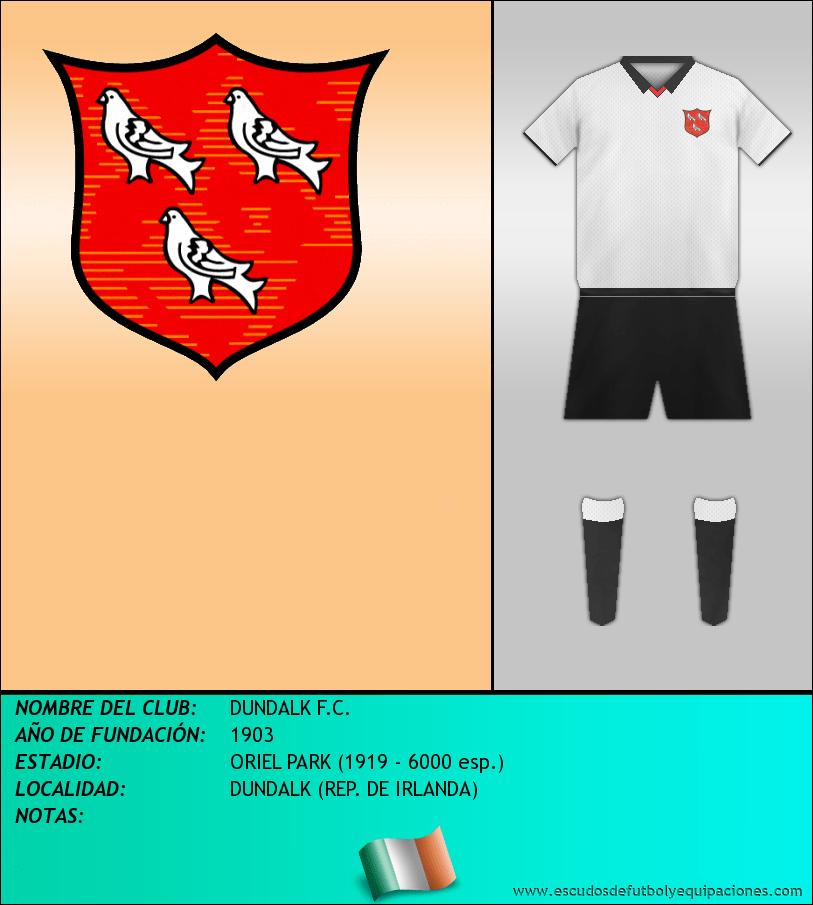 Escudo de DUNDALK F.C.