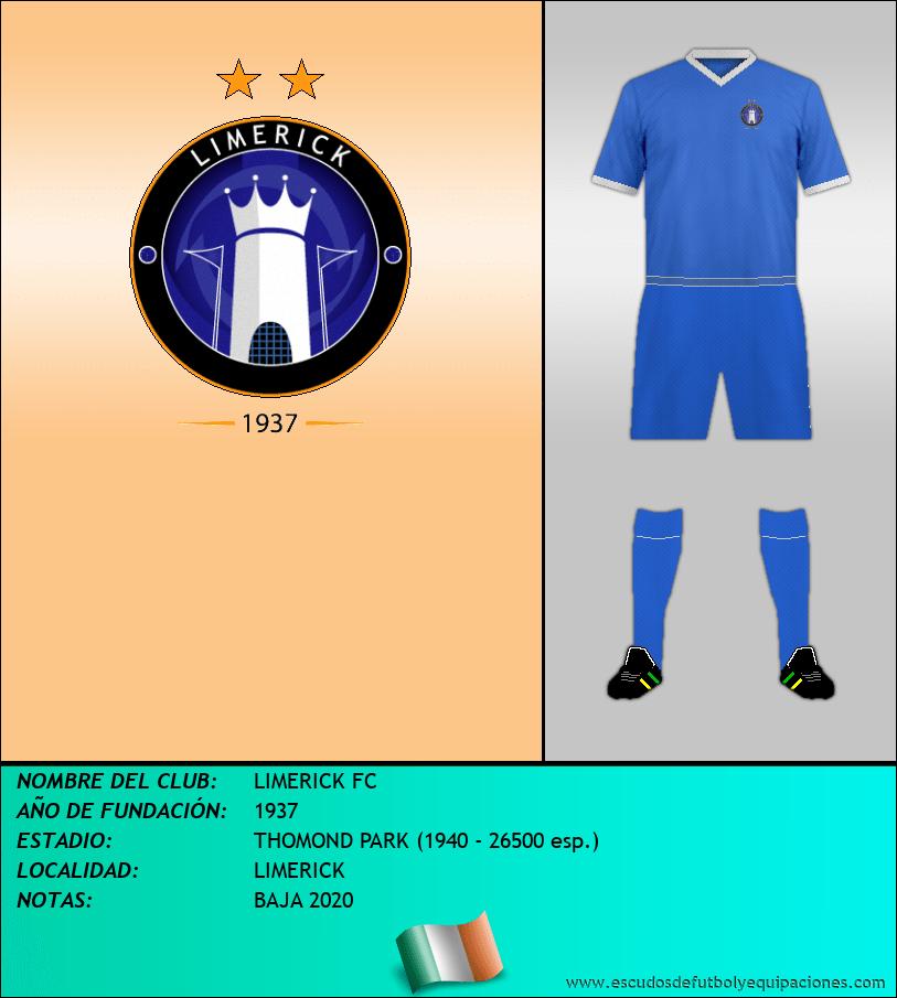 Escudo de LIMERICK FC