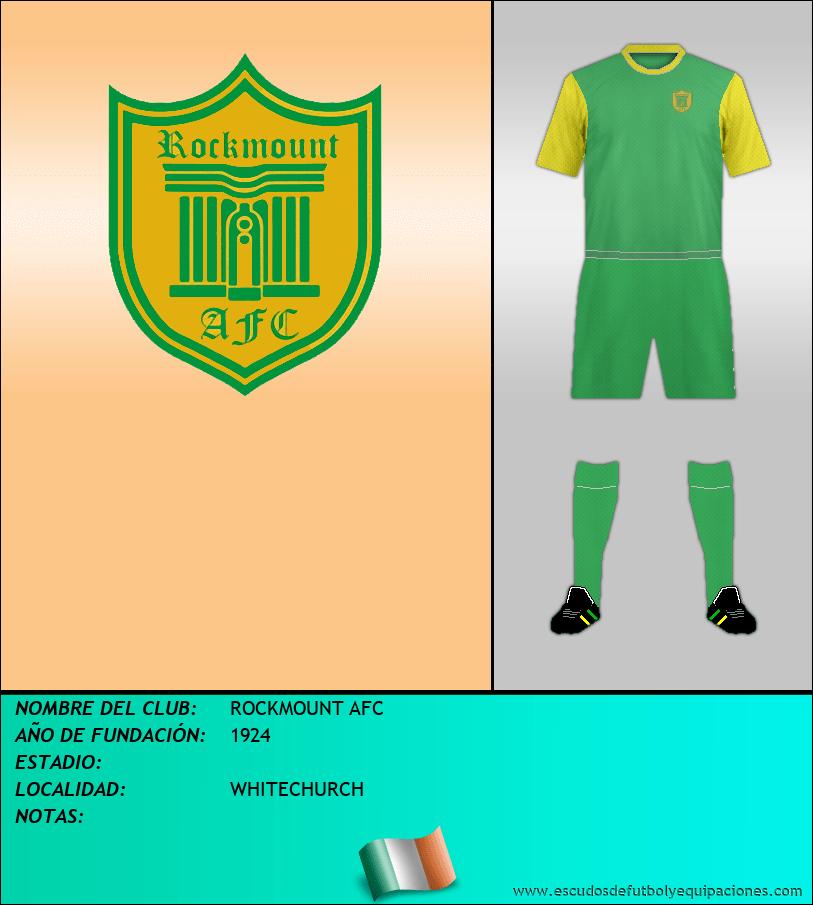 Escudo de ROCKMOUNT AFC