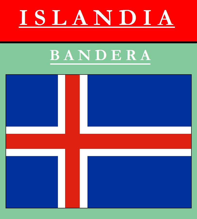 Escudo de BANDERA DE ISLANDIA