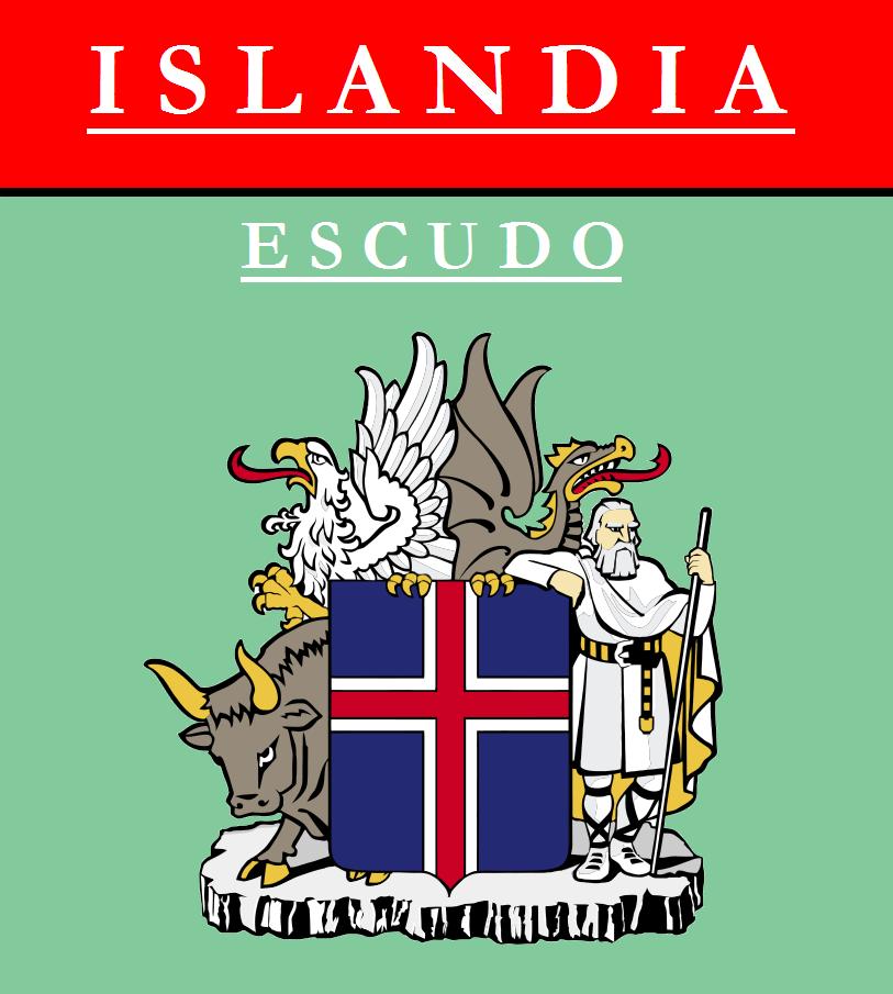 Escudo de ESCUDO DE ISLANDIA
