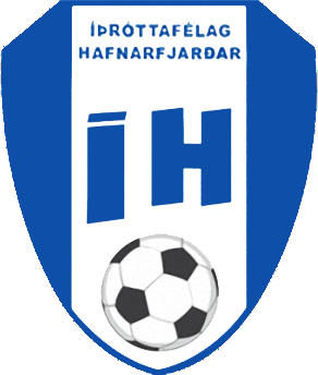 Escudo de ÍH HAFNARFJÖRDUR (ISLANDIA)
