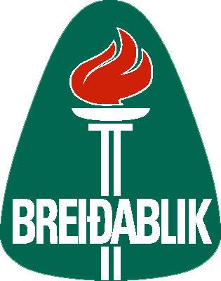 Escudo de BREIDABLIK (ISLANDIA)