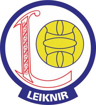 Escudo de LEIKNIR REYKJAVIK (ISLANDIA)