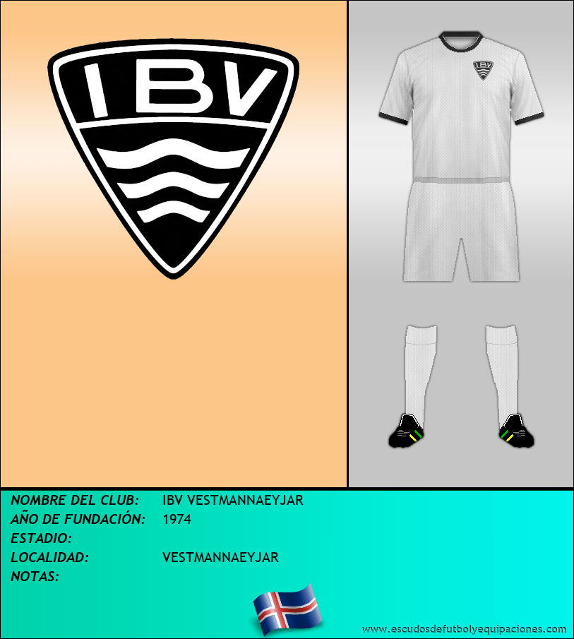 Escudo de IBV VESTMANNAEYJAR