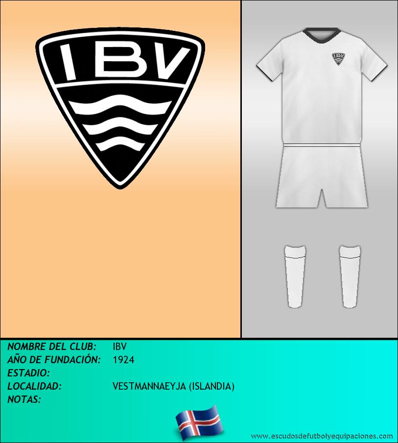 Escudo de IBV