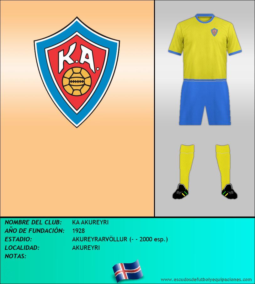 Escudo de KA AKUREYRI