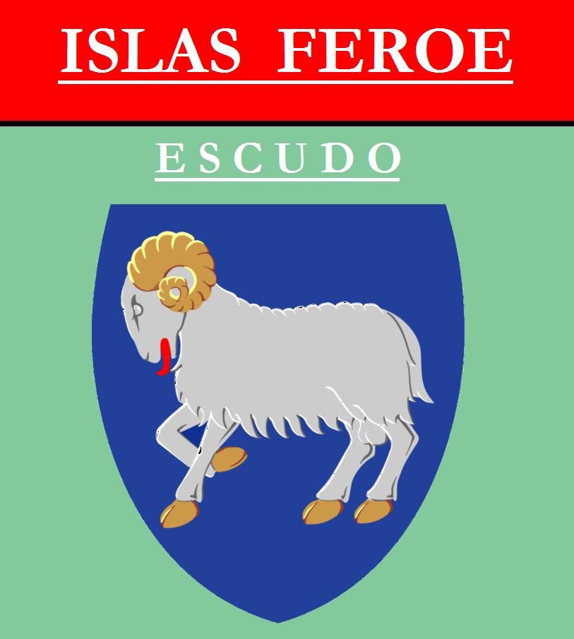 Escudo de ESCUDO DE ISLAS FEROE