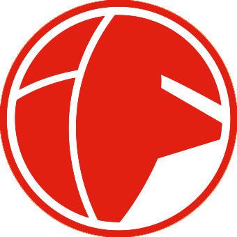 Escudo de ÍF FUGLAFJORDUR (ISLAS FEROE)