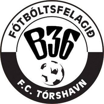 Escudo de B36 TÓRSHAVN (ISLAS FEROE)