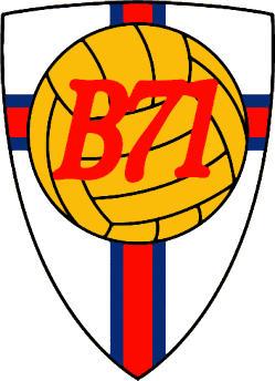 Escudo de B71 SANDOY (ISLAS FEROE)