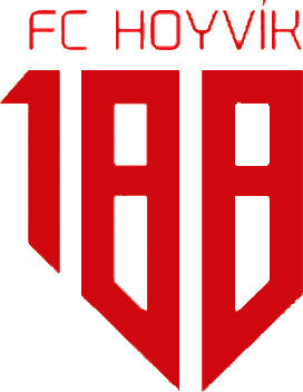 Escudo de FC HOYVÍK (ISLAS FEROE)