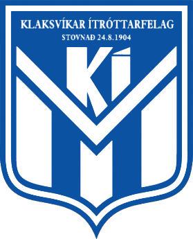 Escudo de KÍ KLAKSVIK (ISLAS FEROE)