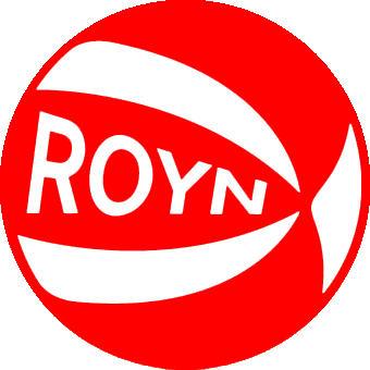 Escudo de ROYN HVALBA (ISLAS FEROE)