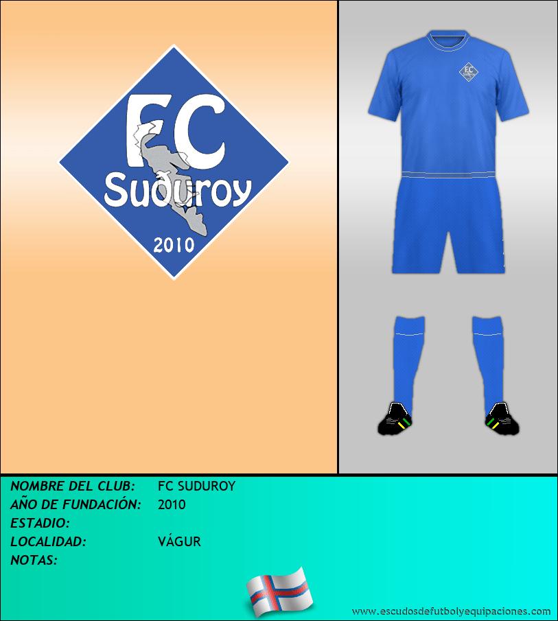 Escudo de FC SUDUROY