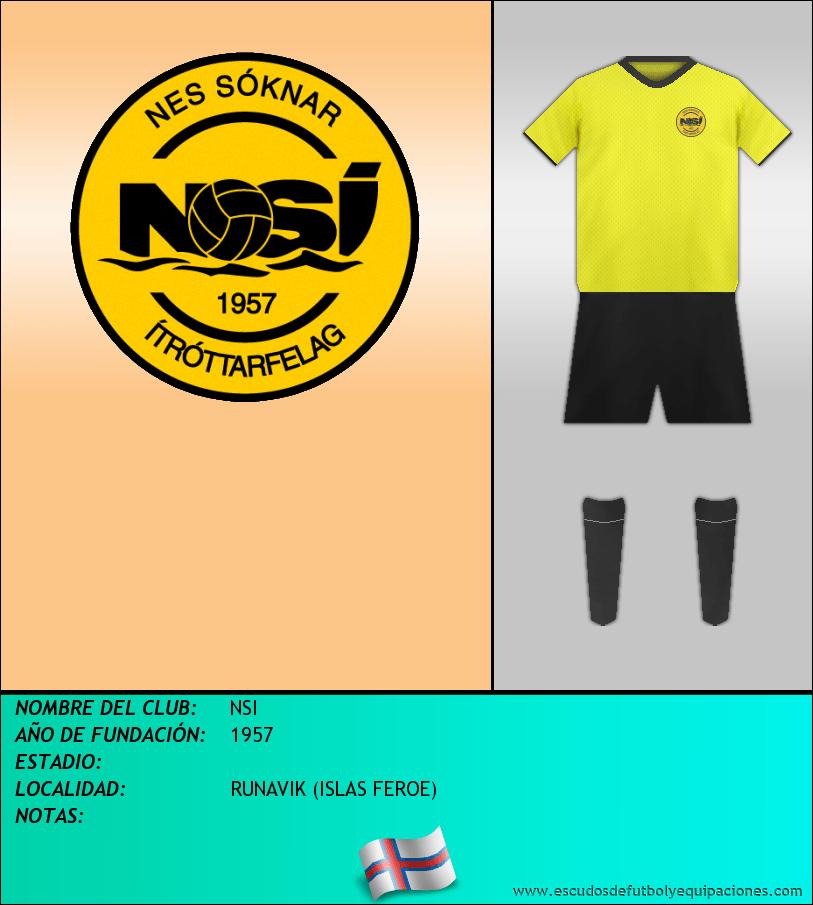 Escudo de NSI