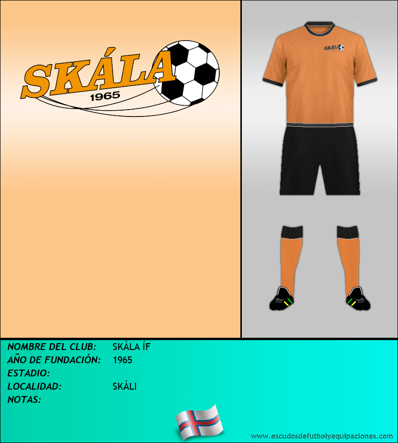 Escudo de SKÁLA ÍF