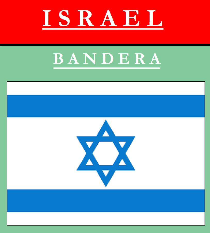 Escudo de BANDERA DE ISRAEL