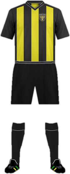 Equipación BEITAR JERUSALEM FC
