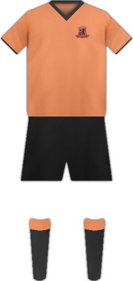 Equipación FC BNEI-YEHUDA