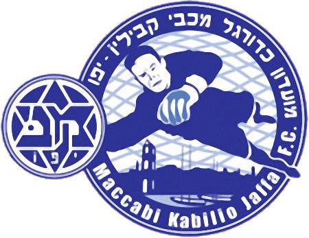 Escudo de MACCABI KABILIO JAFFA FC (ISRAEL)