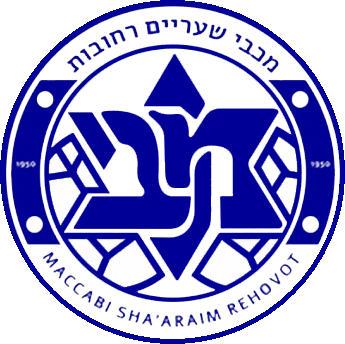Escudo de MACCABI SHA'ARAYIM REHOVOT FC (ISRAEL)