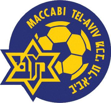 Escudo de MACCABI TEL-AVIV (ISRAEL)