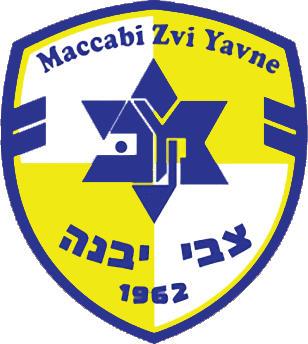 Escudo de MACCABI ZVI YAVNE FC (ISRAEL)