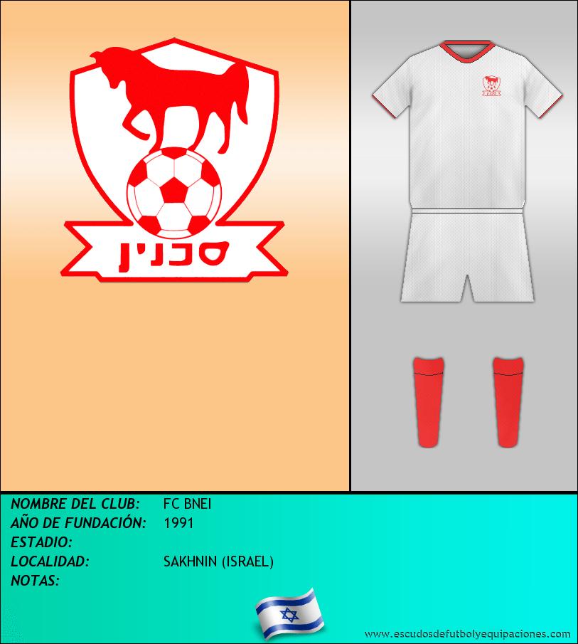 Escudo de FC BNEI