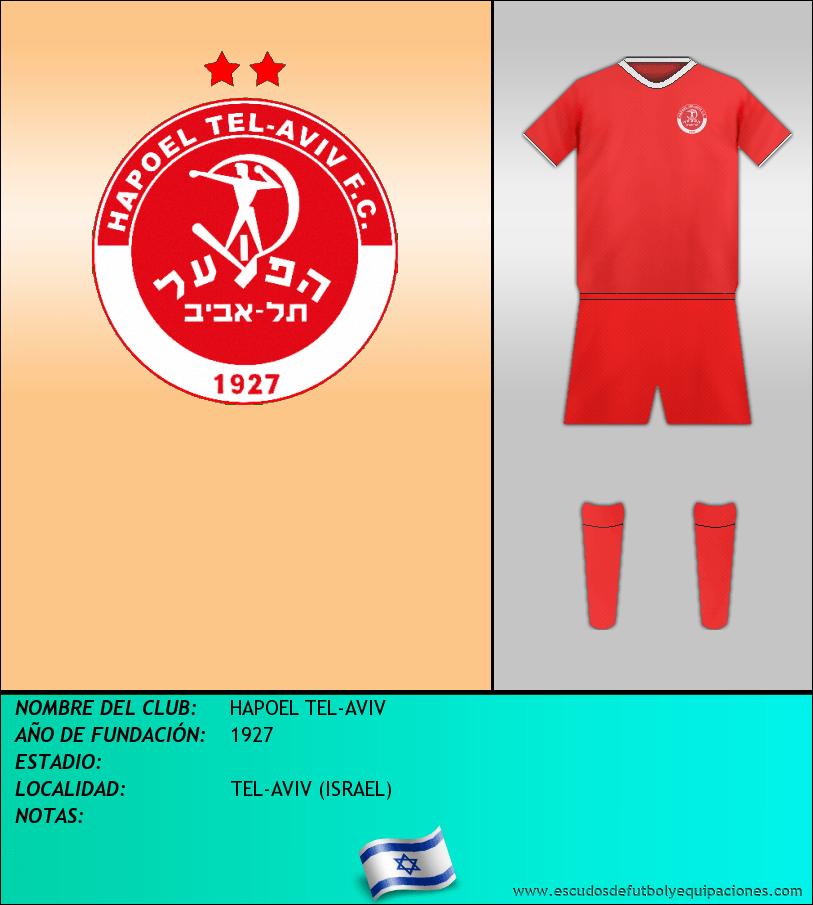 Escudo de HAPOEL TEL-AVIV