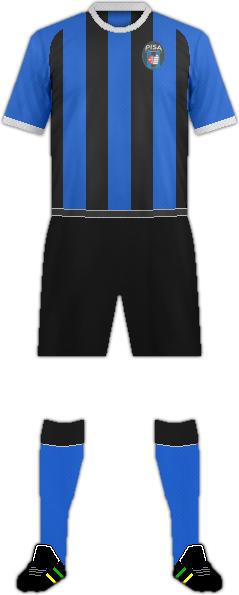 Camiseta AC PISA