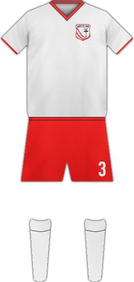 Equipación CARPI FC 1909