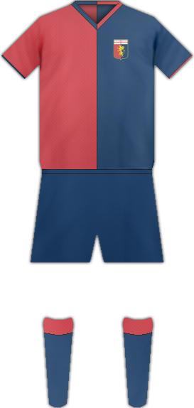 Camiseta GENOA