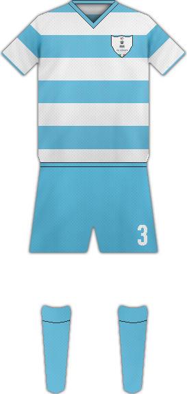 Equipación VIS MISANO FC