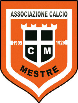 Escudo de A.C. MESTRE (ITALIA)