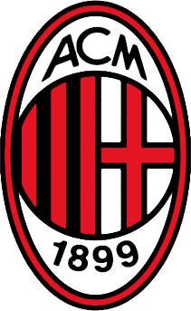 Escudo de A.C. MILAN (ITALIA)